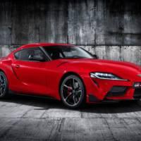 2019 Toyota Supra starts at 52.500 GBP