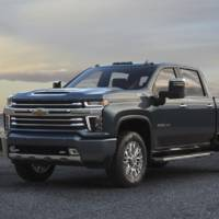 2020 Chevrolet Silverado HD officially unveiled