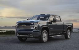 2020 Chevrolet Silverado HD officially unveiled