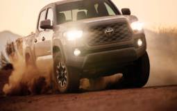 2020 Toyota Tacoma TRD Pro also revised