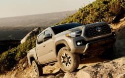 2020 Toyota Tacoma updates detailed