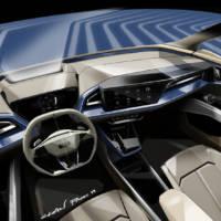 Audi Q4 e-tron awaited in Geneva Motor Show