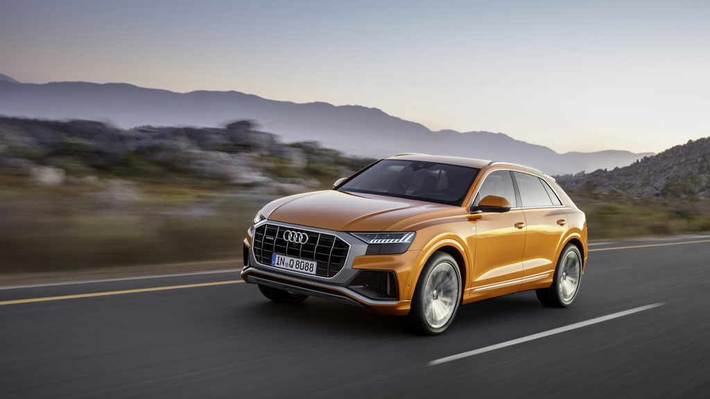 Audi Q8 is now available with two new V6 engines
