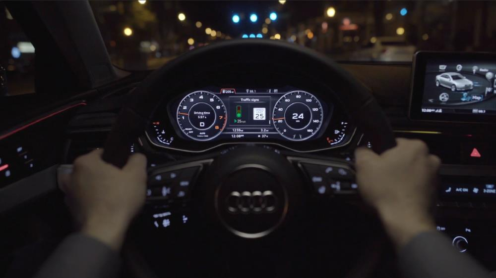 Audi to launch Green Light Optimized Speed Advisory in the US