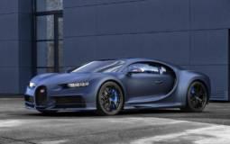 Bugatti Chiron 110 Ans special edition