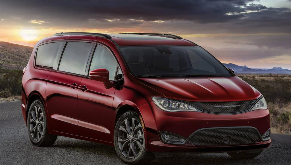 Chrysler Pacifica 35th Anniversary launched in US