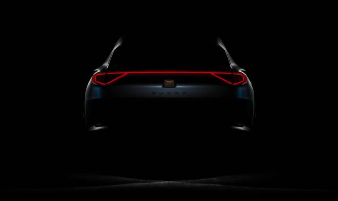 Cupra to unveil a new concept car on its one year anniversary
