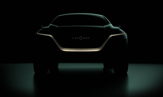 Lagonda All-Terrain Concept to be unveiled in Geneva