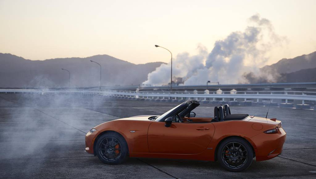 Mazda MX-5 Miata 30th Anniversary Edition already sold out in US