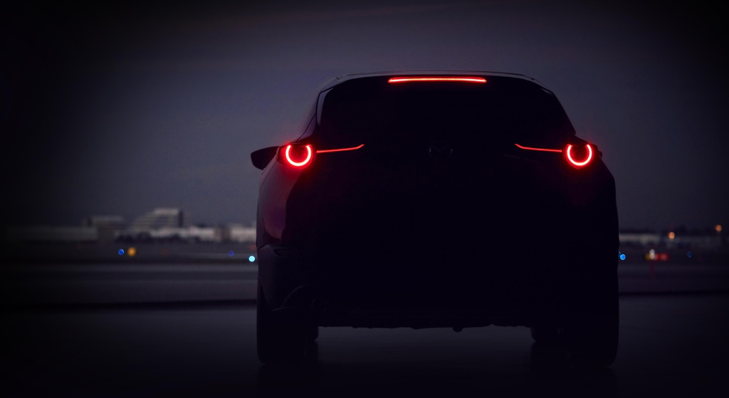 Mazda to unveil new SUV at Geneva Motor Show