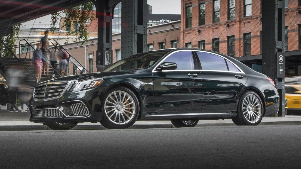 Mercedes-Benz unveiled the S65 Final Edition