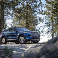 New Ford Explorer has a quieter interior