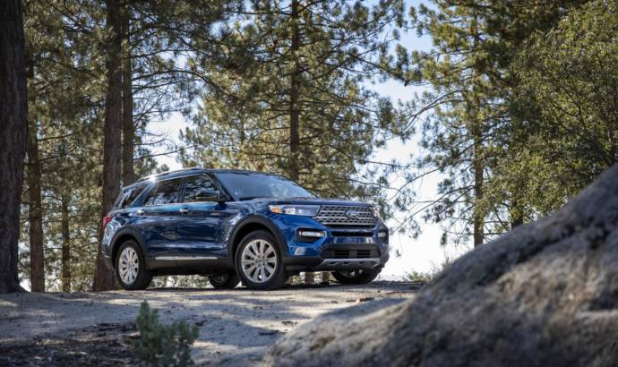 New Ford Explorer has a quieter interior