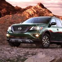 Nissan Pathfinder Rock Creek Edition available in US