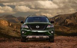 Nissan Pathfinder Rock Creek Edition will be unveiled in Chicago