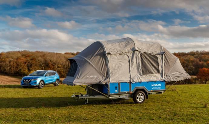 Nissan xOpus Concept Camper unveiled