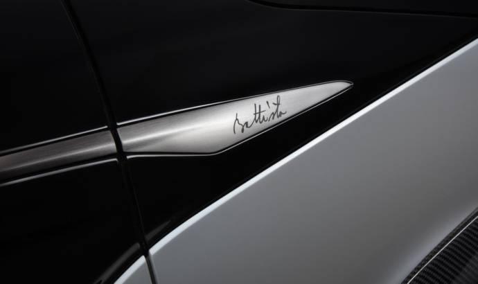 Pininfarina Battista supercar, new details announced