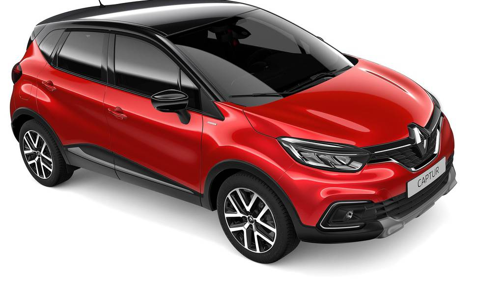 Renault Captur S Edition launched in UK