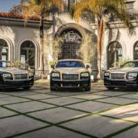 Rolls-Royce unveiled special models for the Chinese New Year
