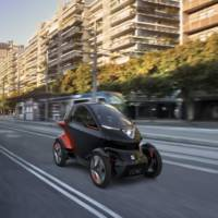 Seat Minimo concept car unveiled
