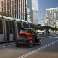 Seat Minimo concept car unveiled