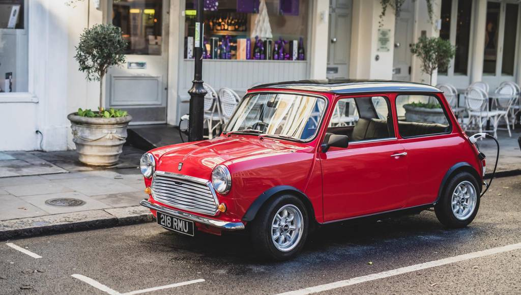 Swind E Classic Mini is a classic with zero emissions