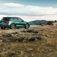 This is the all-new Audi SQ5 TDI with 347 horsepower and 700 Nm of torque