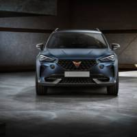 This is the all-new Cupra Formentor, the first concept car of the Spanish performance division