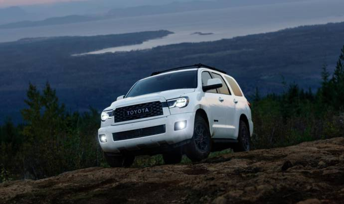 Toyota Sequoia TRD PRO launched in US