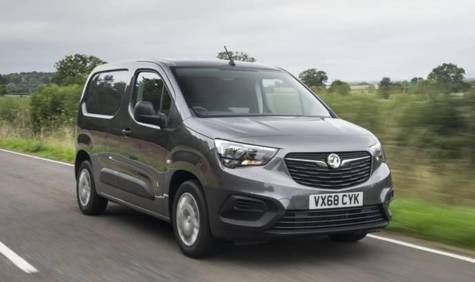 Vauxhall Combo Van and Life get new range of accesories