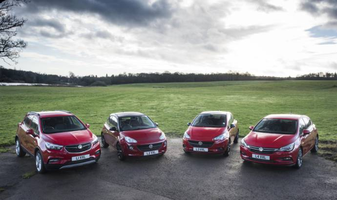Vauxhall Griffin range extended