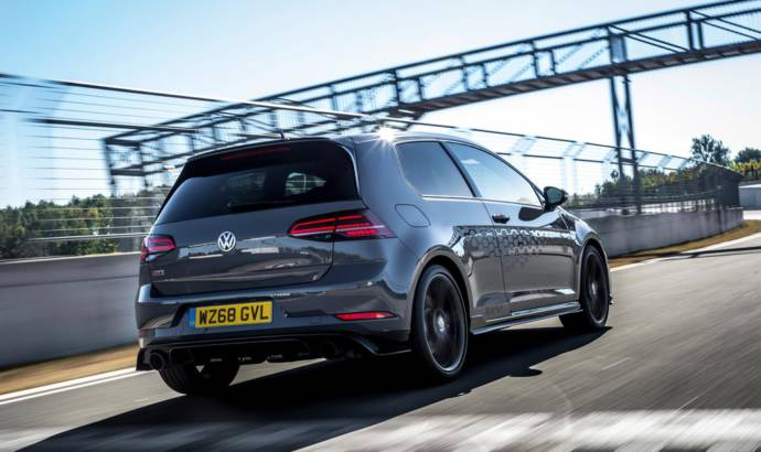 Volkswagen Golf GTI TCR UK pricing announced