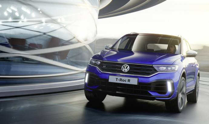 Volkswagen T-Roc R - all you need to know