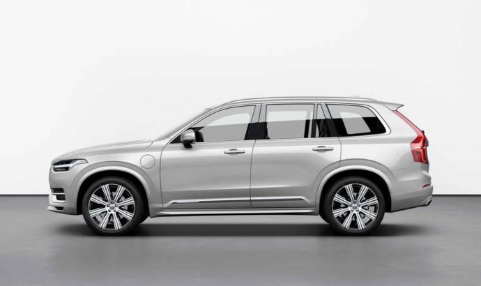 Volvo XC90 facelift is here with more electric range