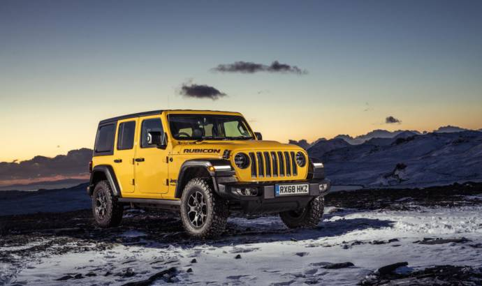 2019 Jeep Wrangler UK pricing announced
