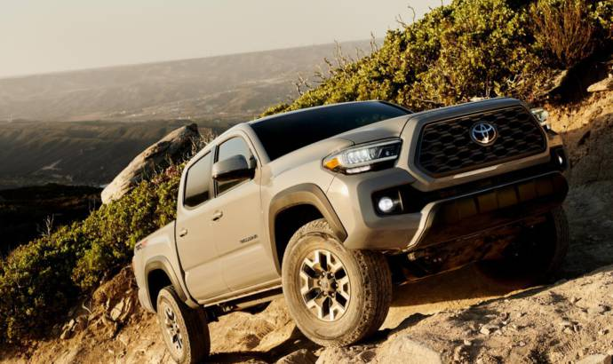 2020 Toyota Tacoma updates detailed