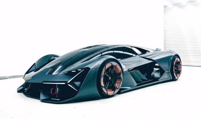 Lamborghini hybrid hypercar could be unveiled in Frankfurt