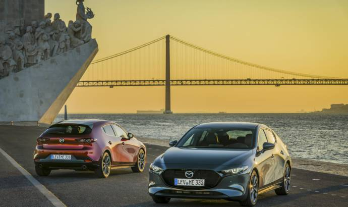 New Mazda3 pricing and specifications for UK market