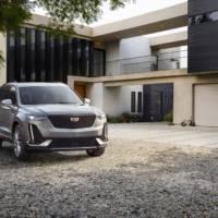 2019 Cadillac XT6 US pricing