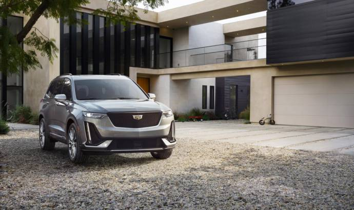 2019 Cadillac XT6 US pricing
