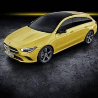 2019 Mercedes-Benz CLA Shooting Brake unveiled during the Geneva Motor Show