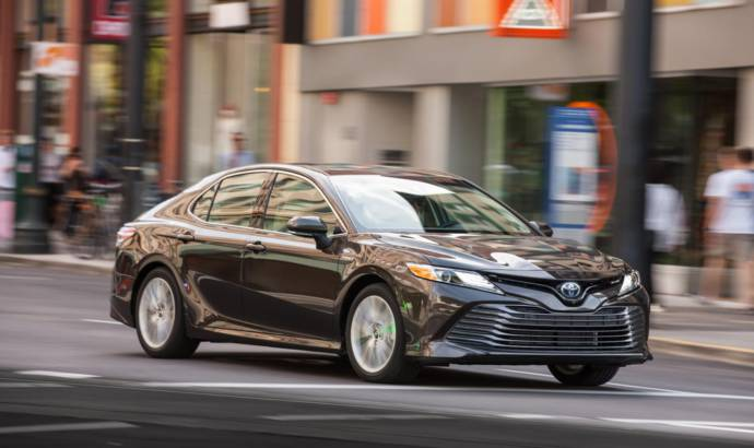 2019 Toyota Camry updates detailed
