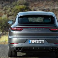 2020 Porsche Cayenne Coupe is here