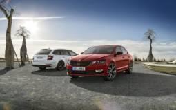 2020 Skoda Octavia gains Dynamic package