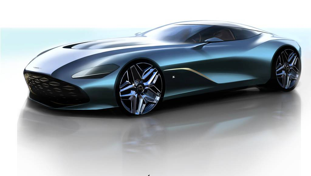 Aston Martin DBS GT Zagato exclusive model