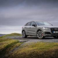 Audi SQ2 official infos and photos