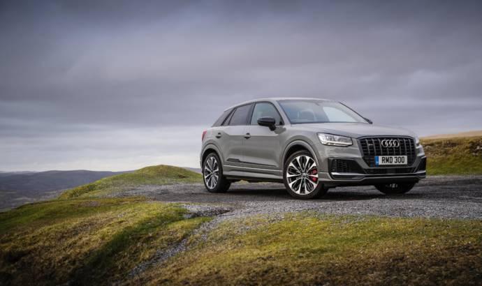 Audi SQ2 official infos and photos