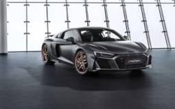 Audi developed the R8 V10 Decennium to celebrate 10 years of the 5.2 liter FSI engine