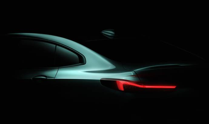 BMW 2 Series Gran Coupe announced