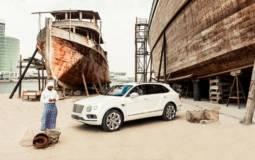 Bentley Bentayga Mulliner Pearl of the Gulf launched